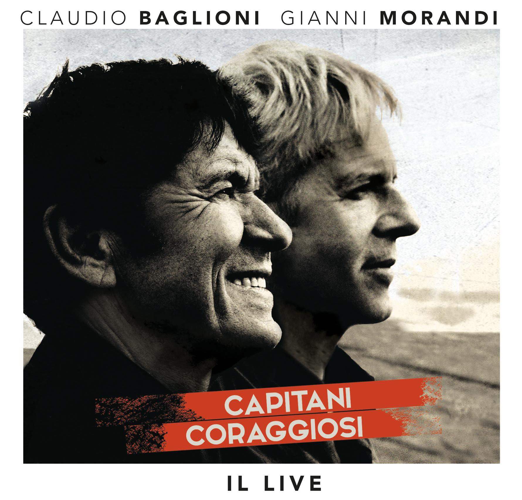 COVER CD _CAPITANI CORAGGIOSI - IL LIVE_