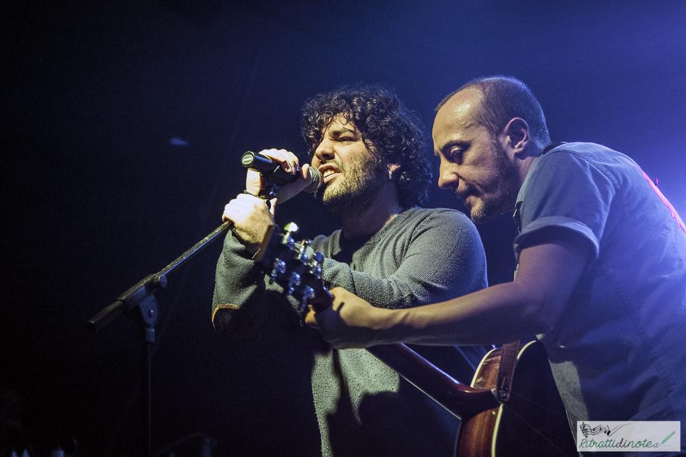 Foja @ Casa della Musica - Napoli ph Luigi Maffettone