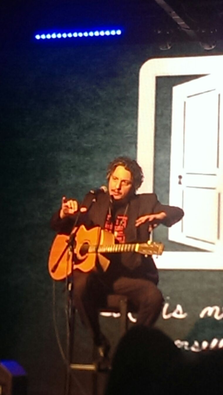 Folco Orselli live @ Teatro Cabaret Zelig - Milano