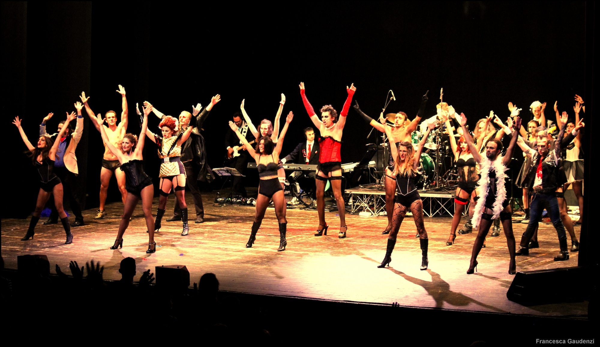 Rocky Horror Live @Linear Ciak -Milano