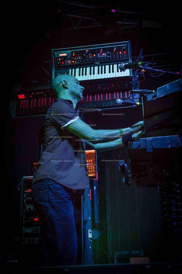 Subsonica live @ Fabrique -Milano ph Francesco Prandoni