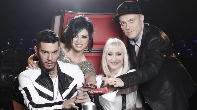 I giudici di The Voice of Italy