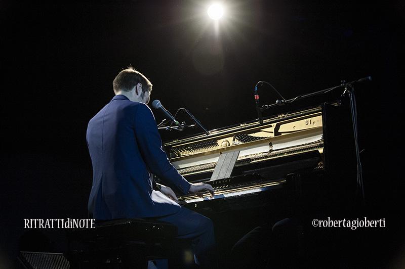 Giovanni Caccamo @ Quirinetta Caffè Concerto ph Roberta Gioberti