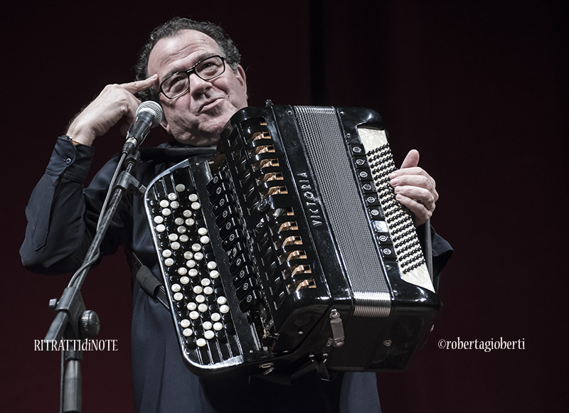 Richard Galliano @ Teatro Argentina ph Roberta Gioberti