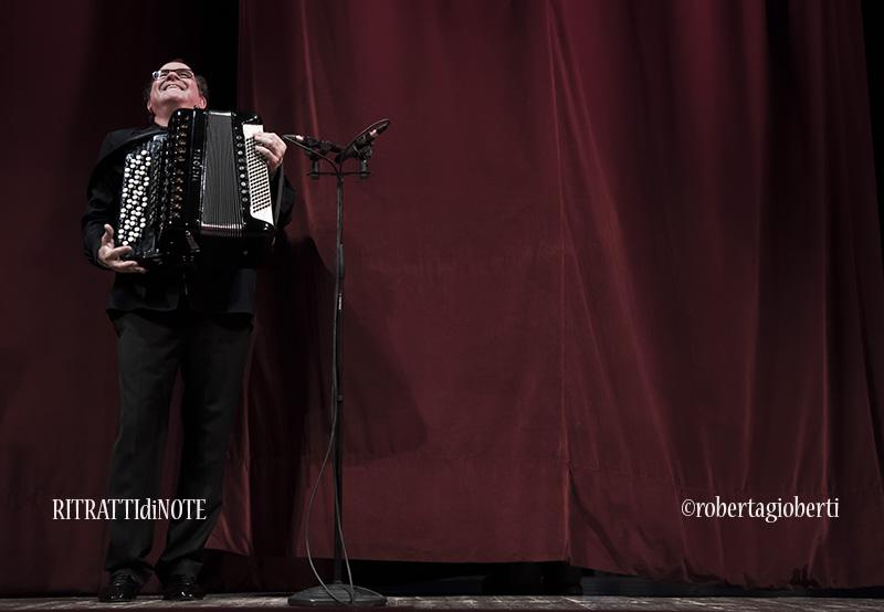 Richard Galliano @ Teatro Argentina ph Roberta Gioberti