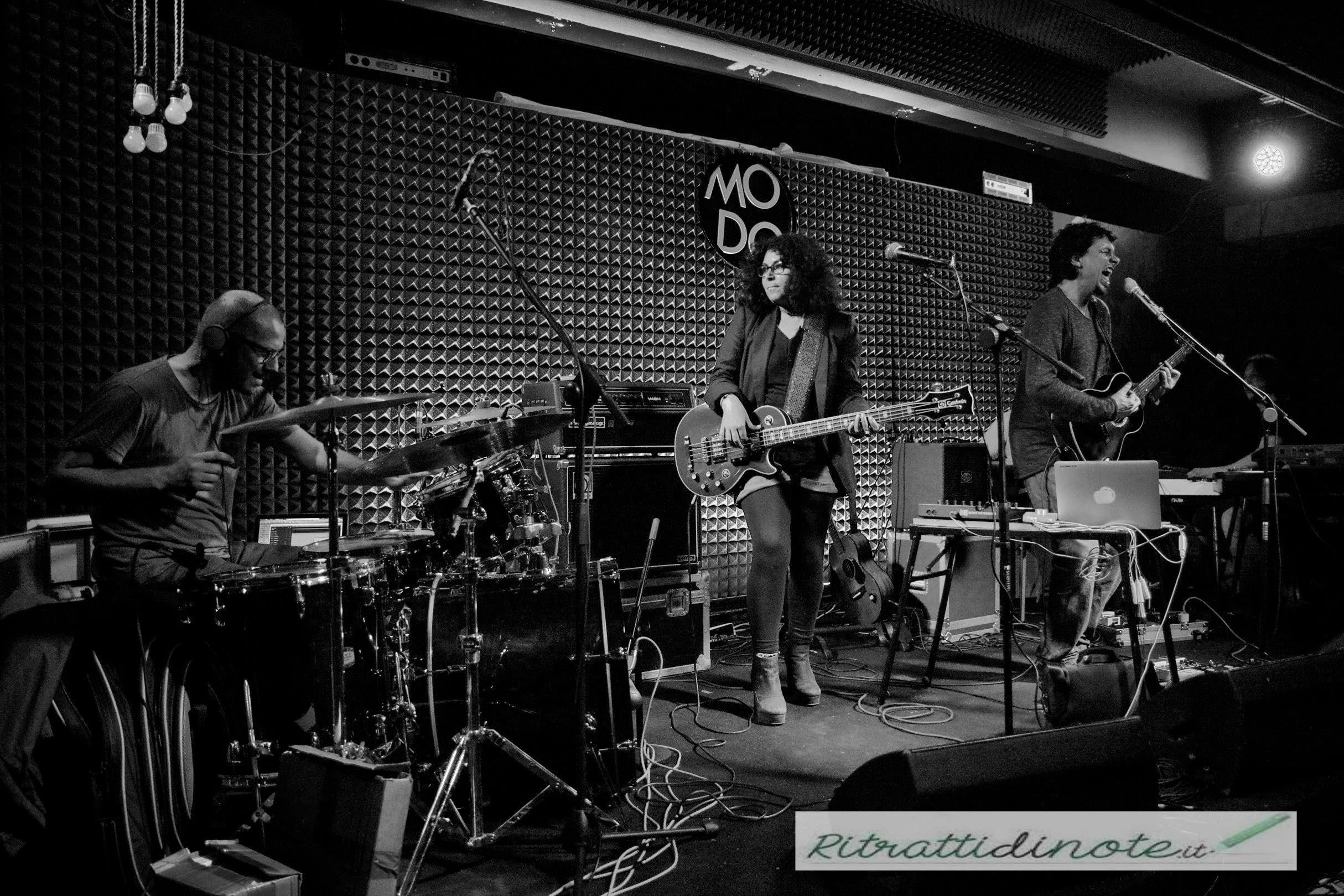 Riccardo Sinigallia @ Modo - Salerno ph Anna Vilardi
