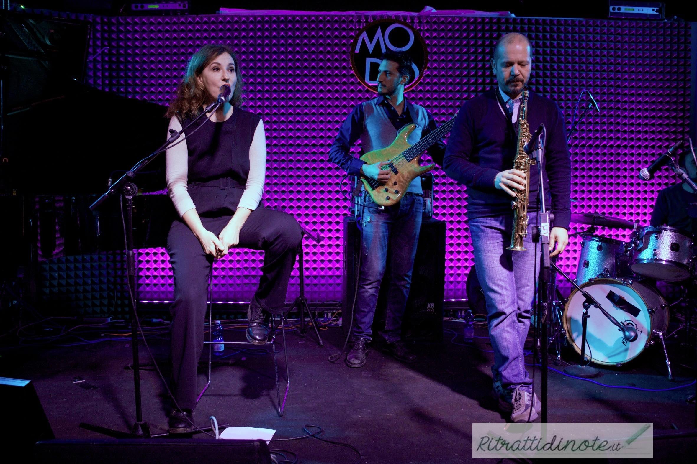 Nicky Nicolai e Stefano Di Battista live @ Modo ph Anna Vilardi