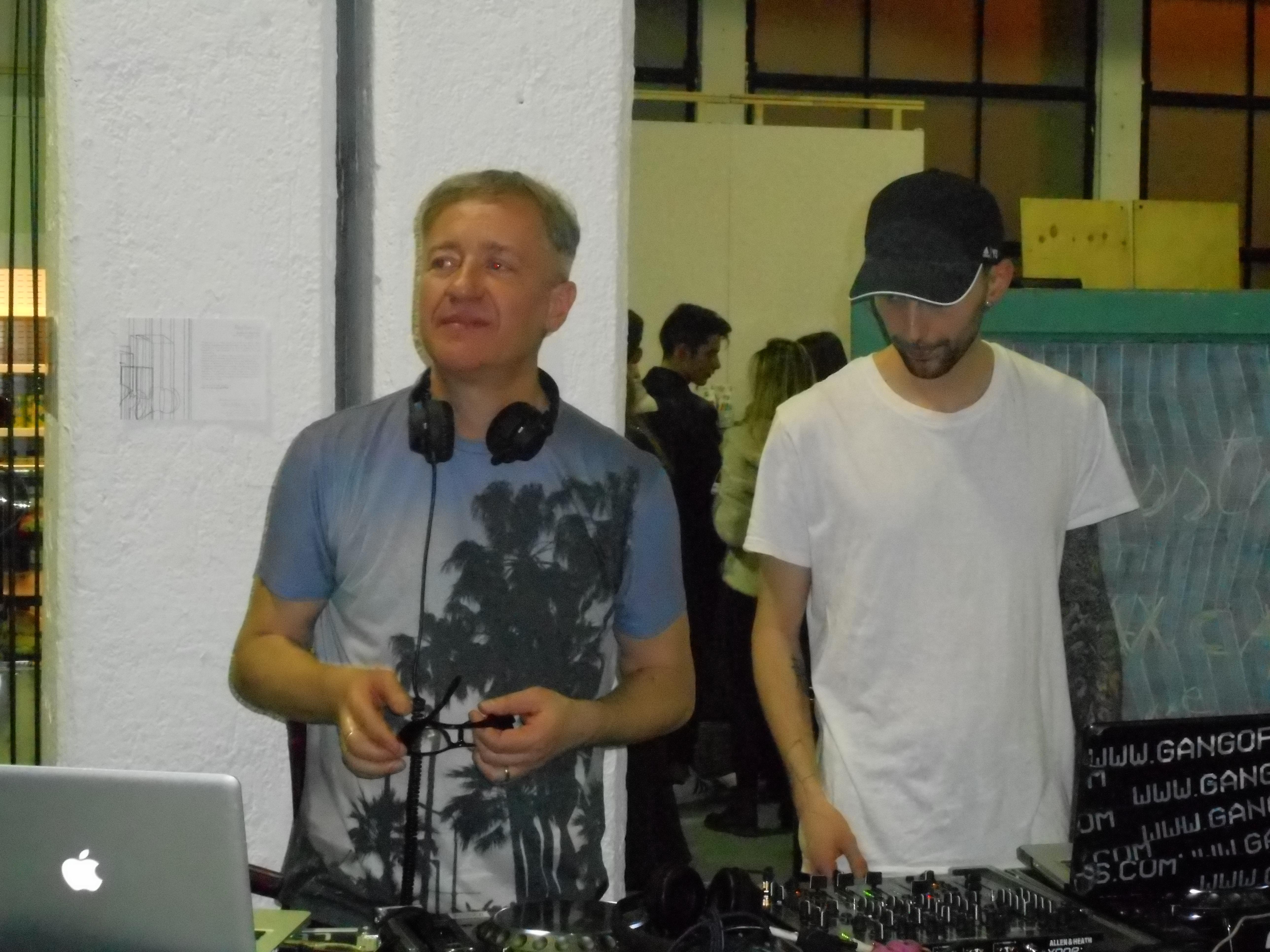 Max Casacci e Daniele Mana (Vaghe Stelle)