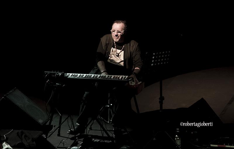 James Senese & Napoli Centrale @ Auditorium Parco della Musica ph Roberta Gioberti
