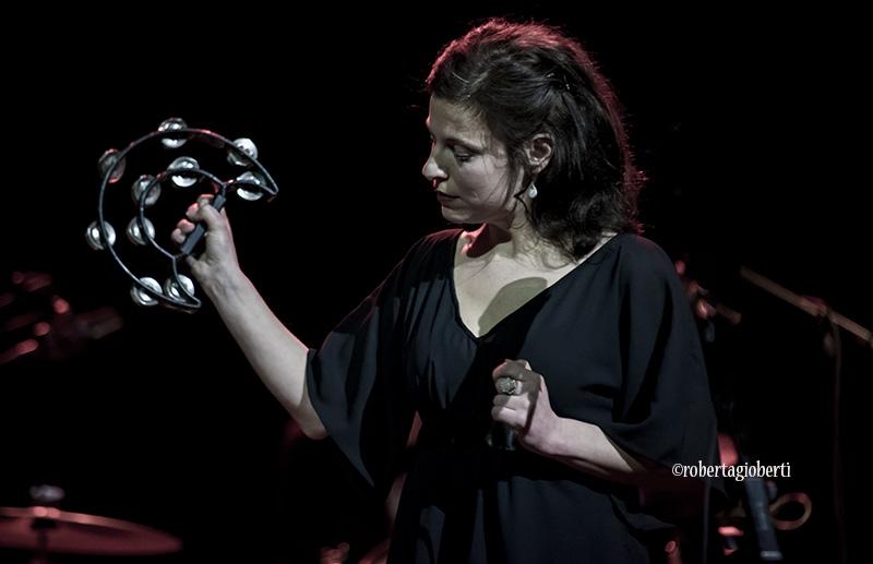 Arturo Annecchino e Symphònia Band live @ Auditorium Parco della Musica ph Roberta Gioberti