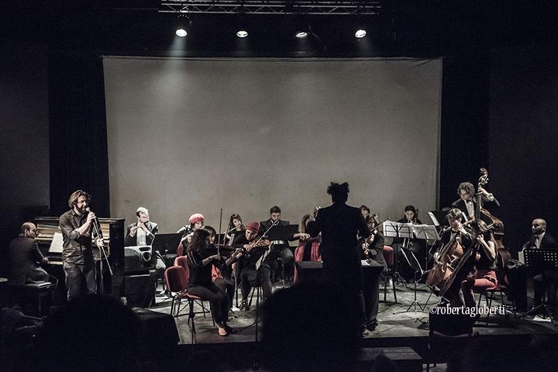 Don Pasta @ Nuovo Cinema Palazzo - Roma ph Roberta Gioberti