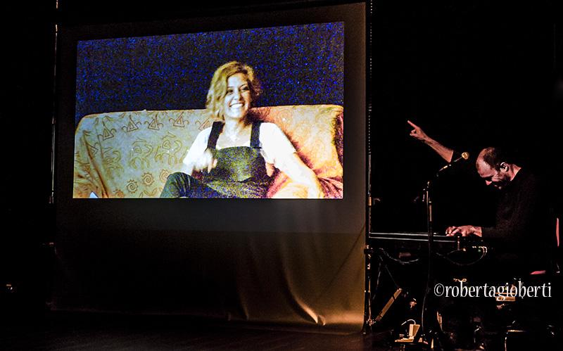 Irene Grandi e i Pastis live @ Quirinetta Caffè Concerto - Roma ph Roberta Gioberti