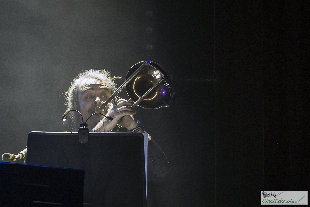 Francesco De Gregori live @ Teatro Augusteo ph Luigi Maffettone