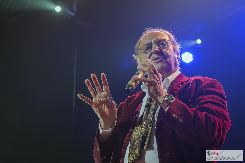 Renzo Arbore & Orchestra Italia ph Luigi Maffettone