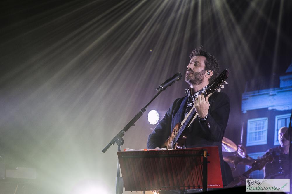 Daniele Silvestri live ph Luigi Maffettone