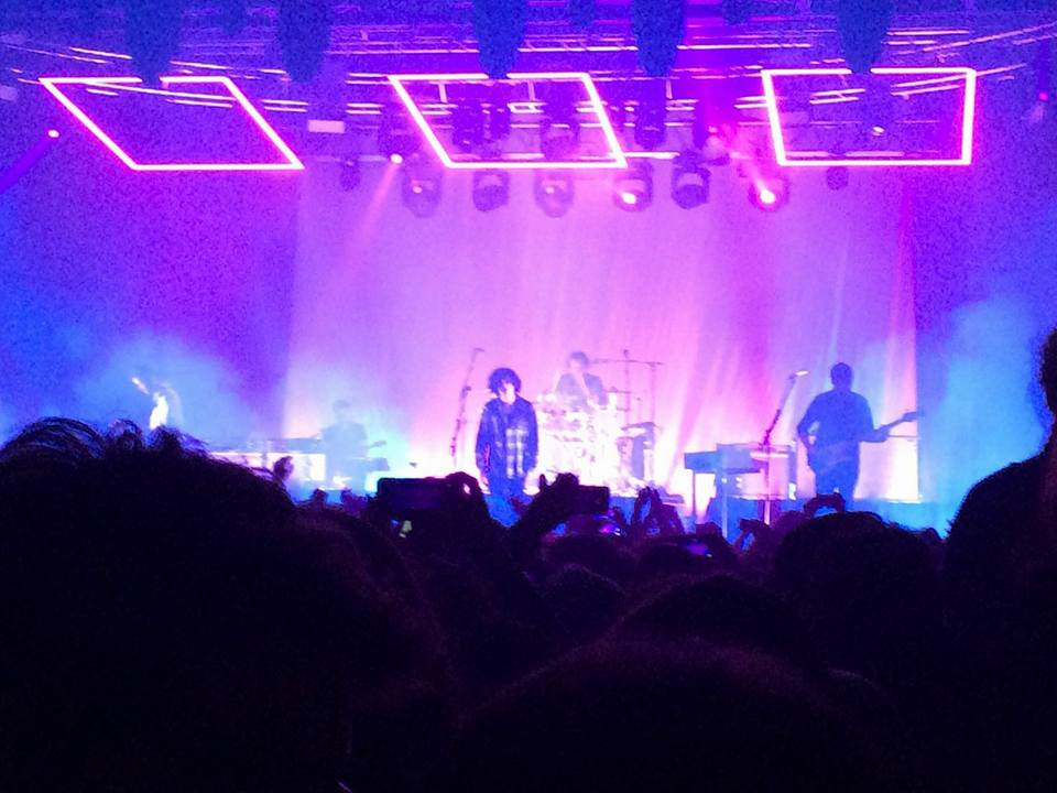 The 1975 live @ Fabrique Milano