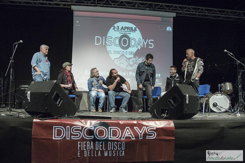 Discodays 2016 @ Complesso Palapartenope ph Luigi Maffettone