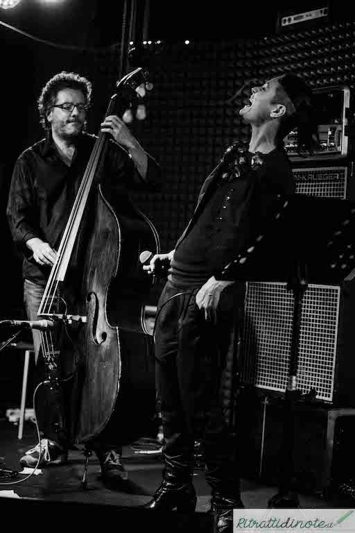 Musica Nuda Live at Modo Jazz Club Salerno ph Anna Vilardi