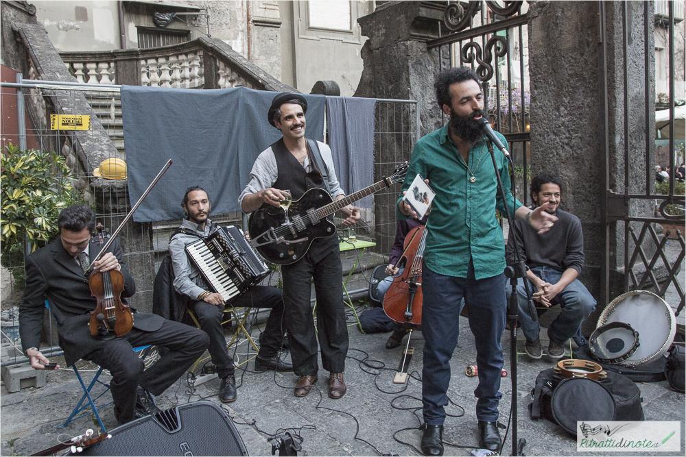 Giglio live @ Spazio Nea - Napoli ph Luigi Maffettone