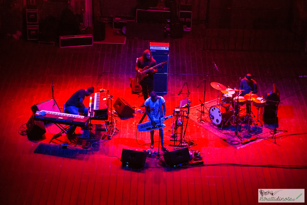 Robert Glasper @ Teatro Bellini