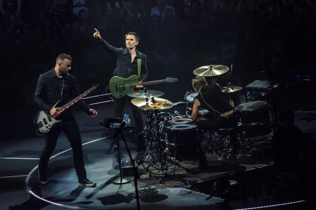 Muse -Drones World Tour -Mediolanum Forum ph Francesco Prandoni