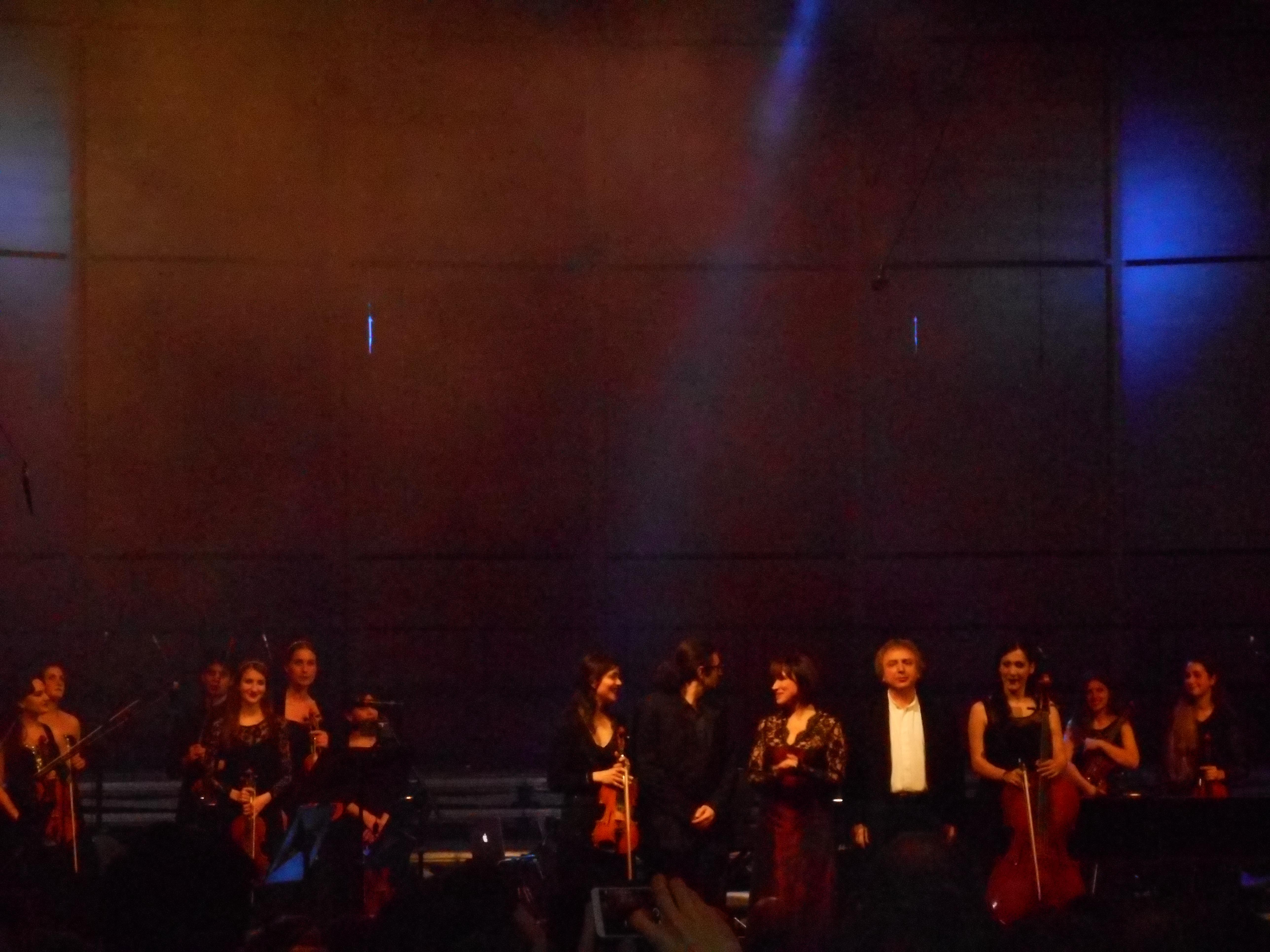 Roberto Cacciapaglia live @ Auditorium Milano