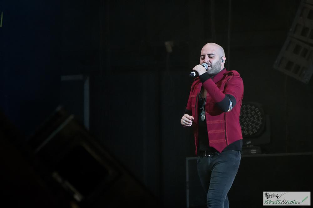 Negramaro live ph Luigi Maffettone
