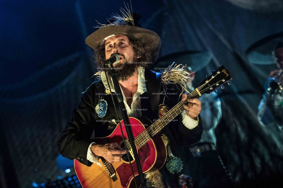 Vinicio Capossela @Market Sound ph Francesco Prandoni
