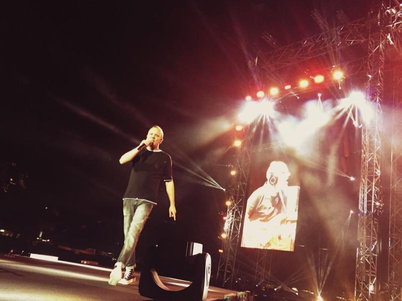 Gigi D'Alessio live - Stadio San Paolo