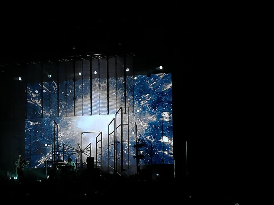 Sigur Rós live @ I-Days Festival - Autodromo Nazionale Monza