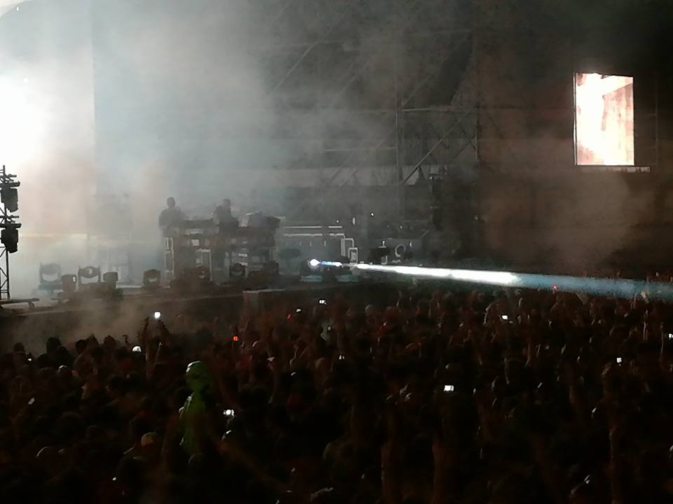 The Chemical Brothers - Market Sound - Milano