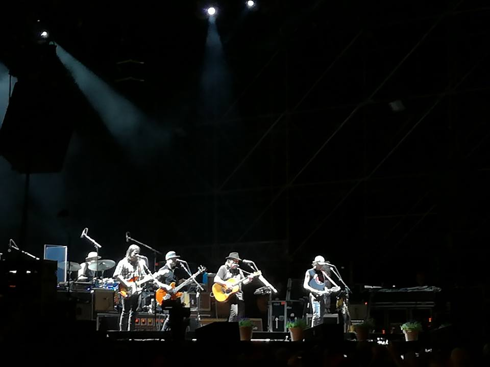 Neil Young + Promise of the Real @ Market Sound