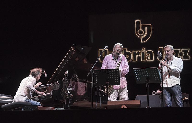 Umbria Jazz 2016 - Daniele Sepe ph Roberta Gioberti