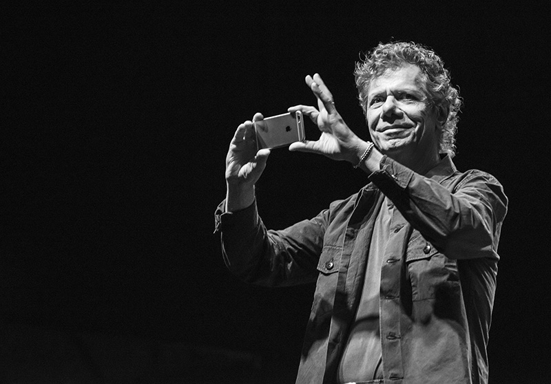 Umbria Jazz 2016 - Chick Corea ph Roberta Gioberti