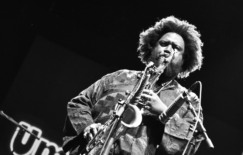 Kamasi Washington -Umbria Jazz Festival ph Roberta Gioberti