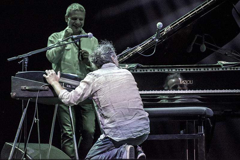 Umbria Jazz 2016 - Stefano Bollani ph Roberta Gioberti