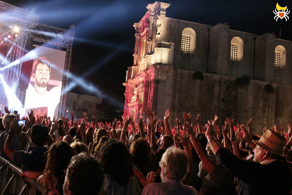 La notte della Taranta @ Fondazione Notte della Taranta