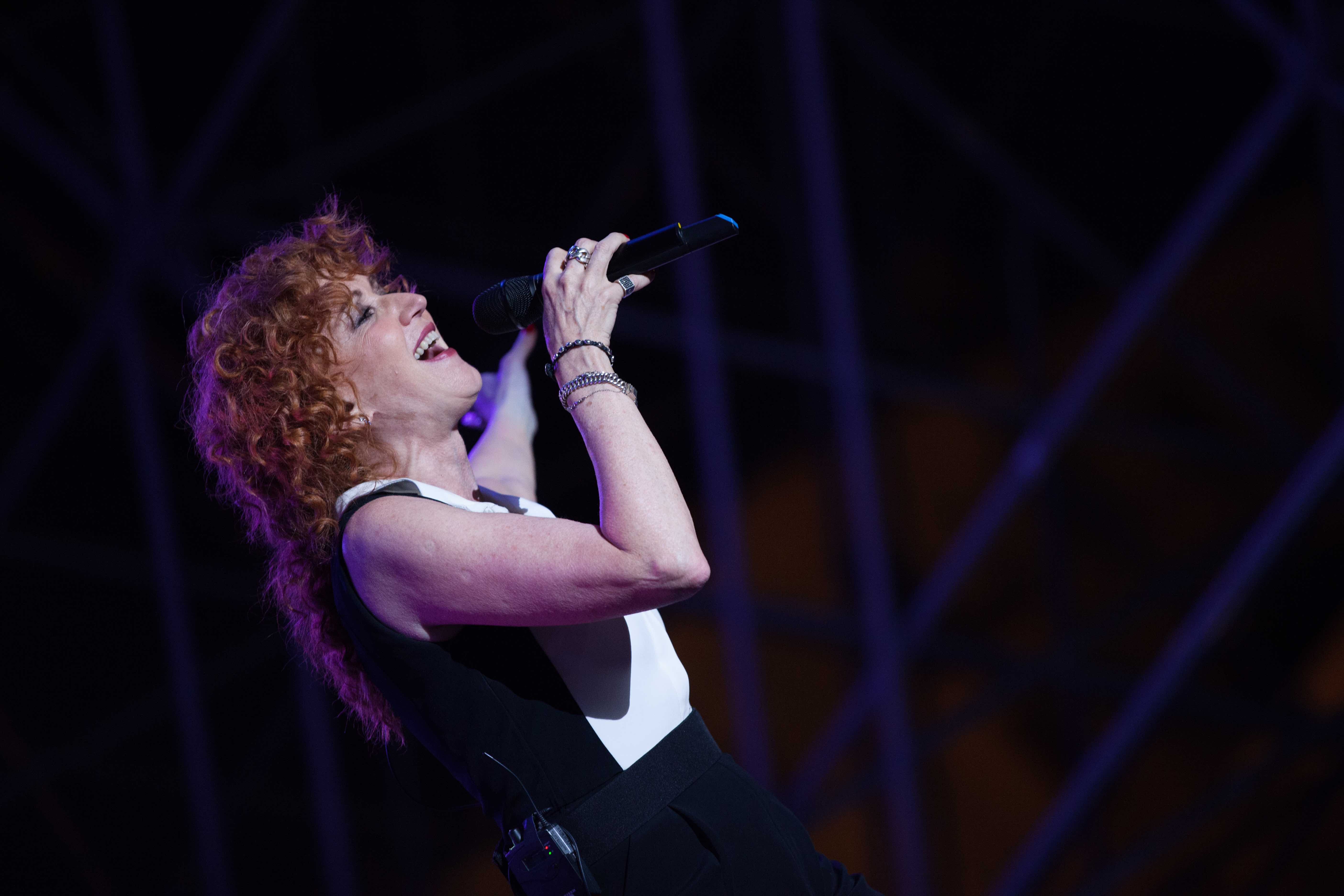 "Fiorella Mannoia - ""A te"" - Anna Vilardi"