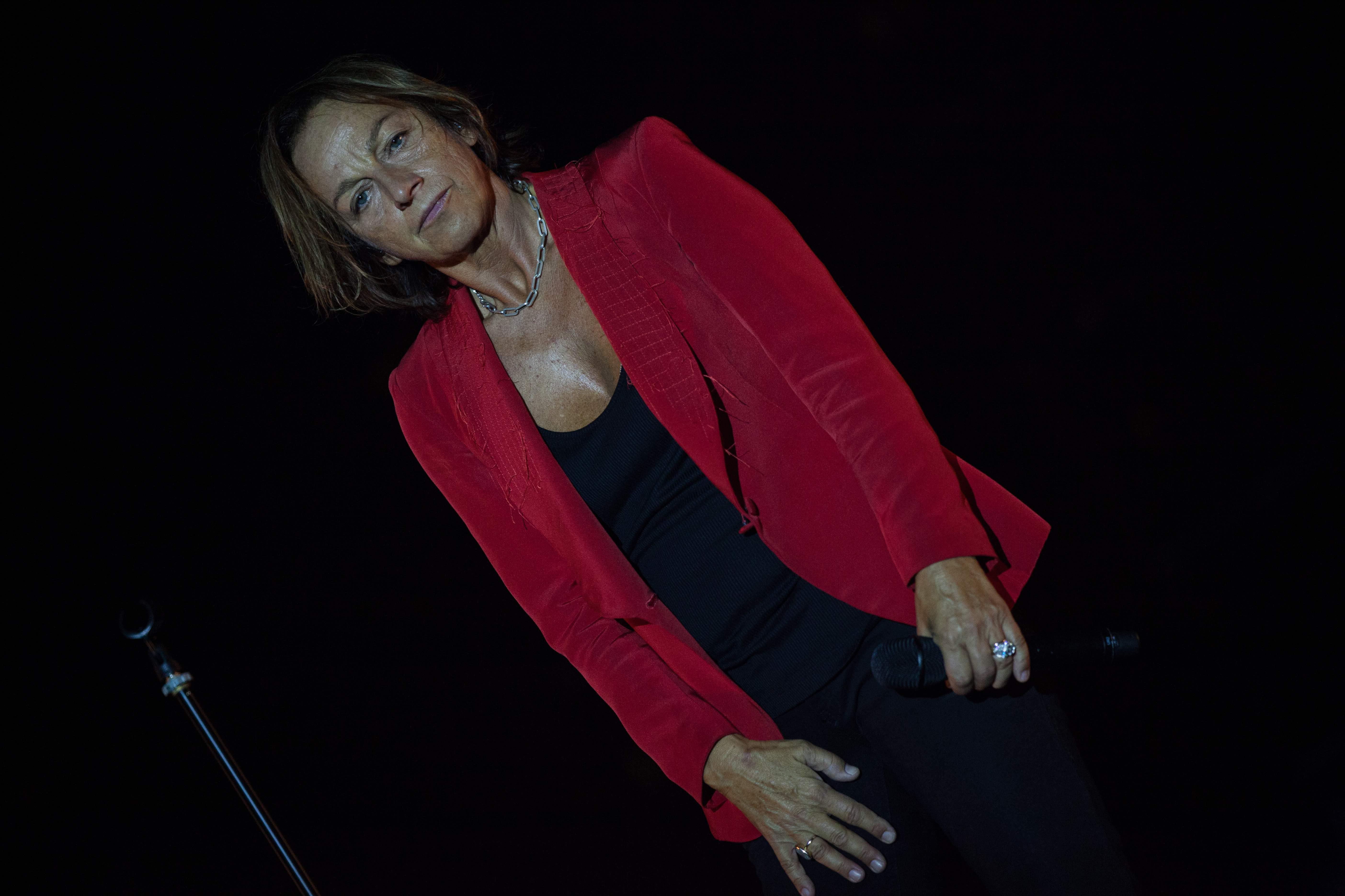 Gianna Nannini live @ Paestum ph Anna Vilardi