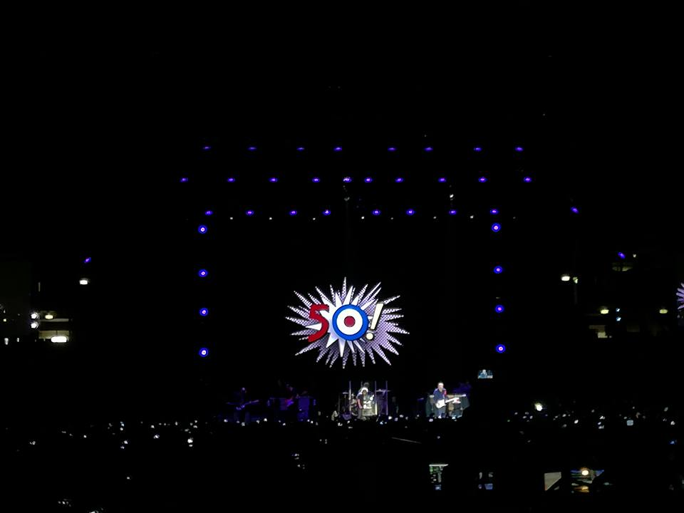 The Who - Back to the Who tour - Mediolanum Forum