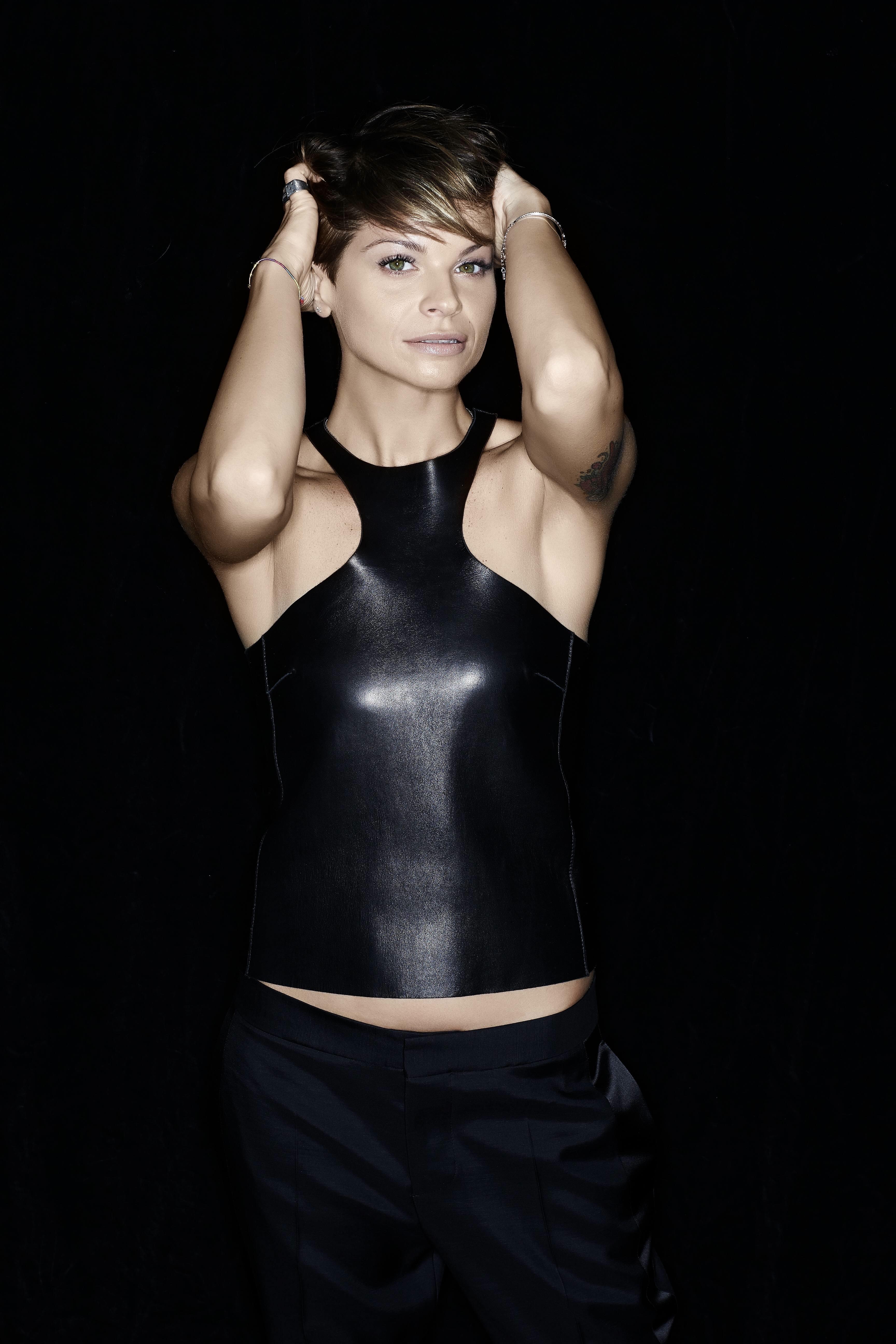 Alessandra Amoroso ph Giovanni Gastel
