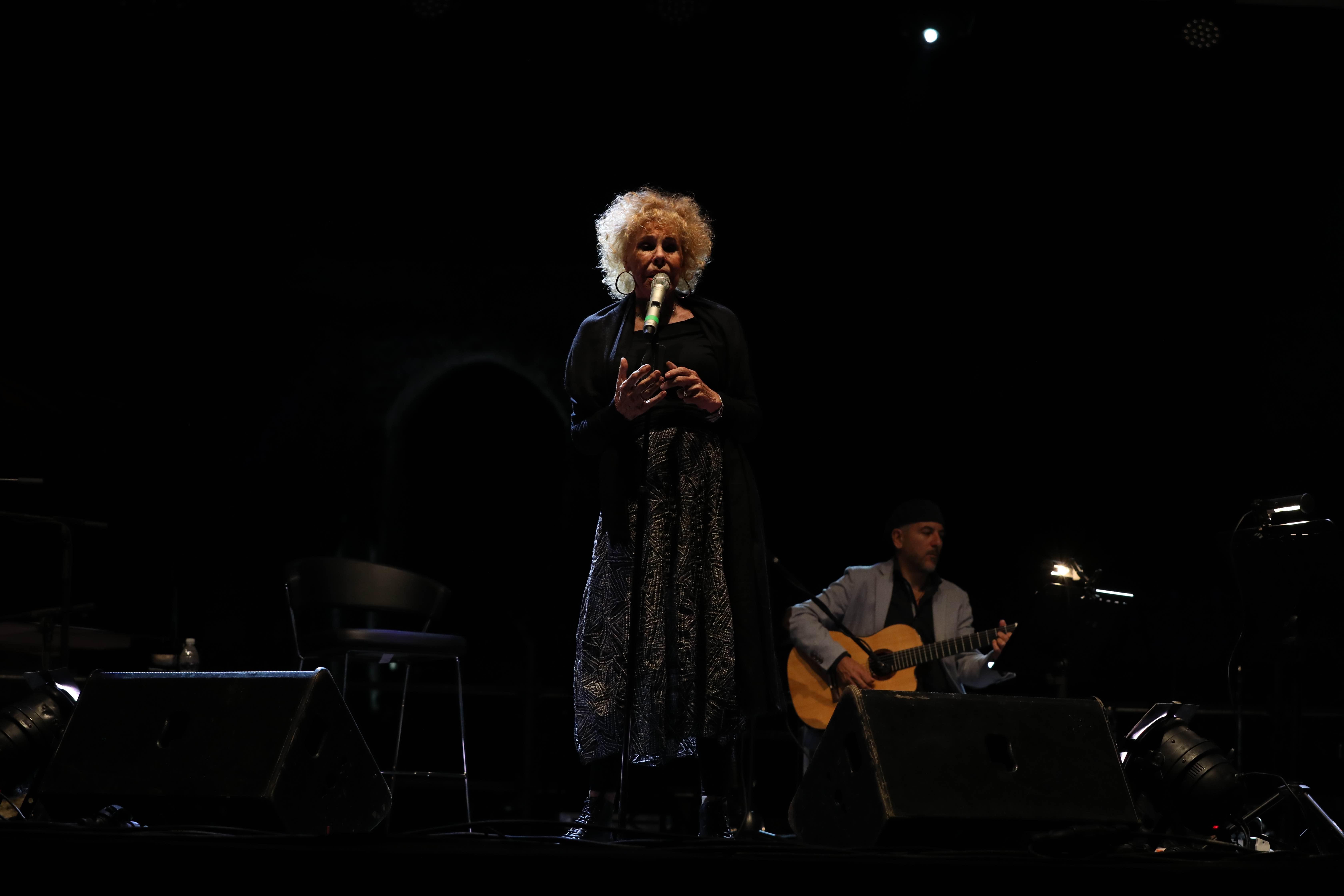 Ornella Vanoni - Pomigliano Jazz Festival ph Anna Vilardi