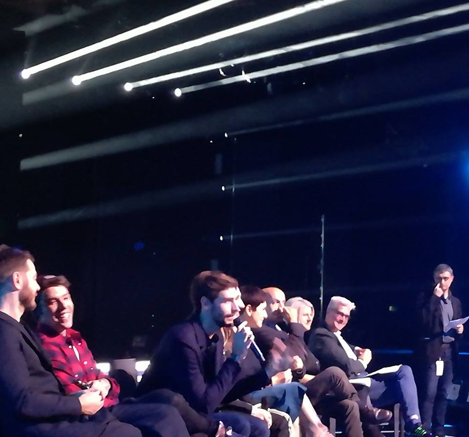X Factor 10 - I giudici in conferenza stampa