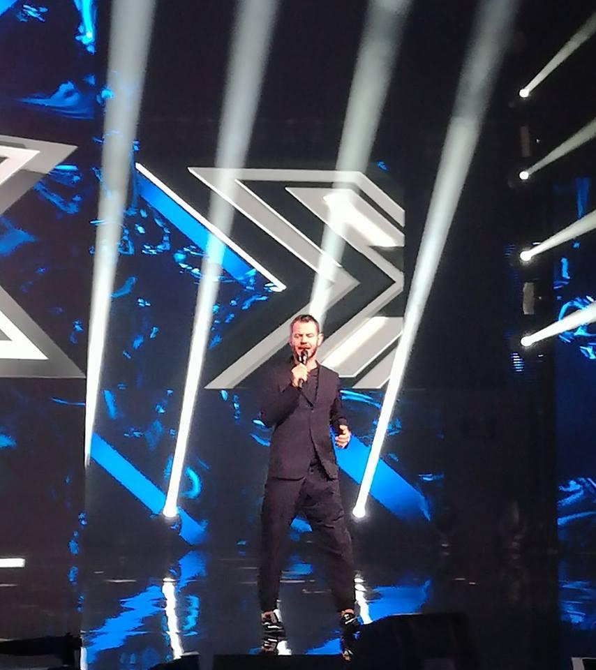 X Factor 10 - Alessandro Cattelan