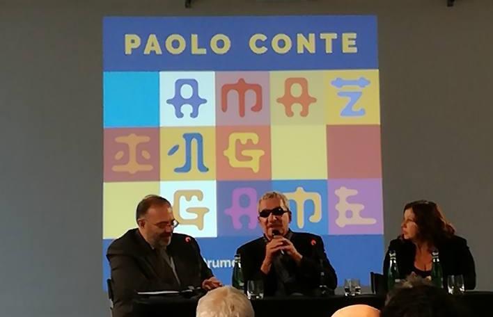 Paolo Conte - Amazing Game