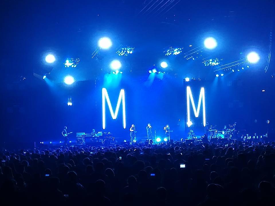 Marco Mengoni live @Mediolanum Forum