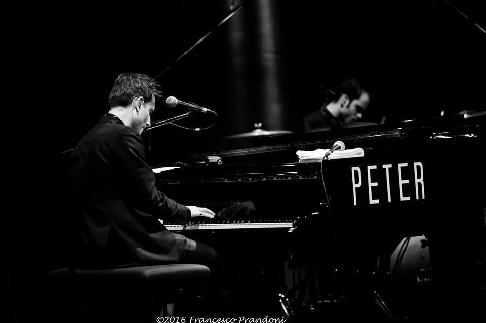 Peter Cincotti live @Blue Note ph  Francesco Prandoni