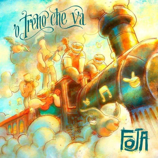 'O treno che va - Foja