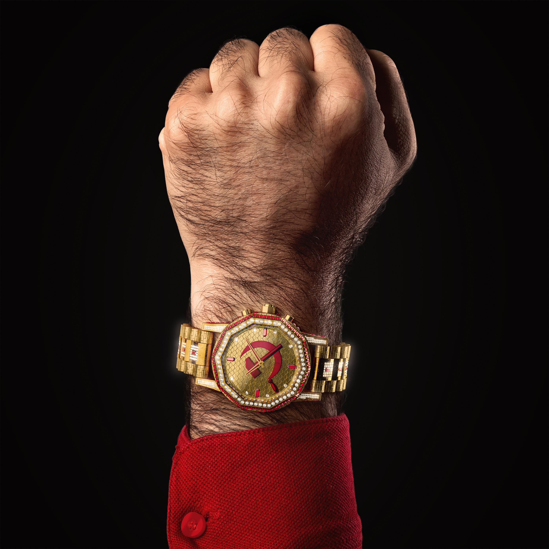cover Comunisti col Rolex