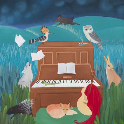 Bestiario Musicale - cover